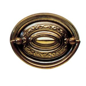 Oval Plate Handles
