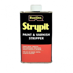 Paint & Varnish Strippers